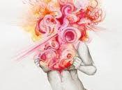 Esplosione forme colori nell'arte James Roper