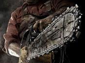 Texas Chainsaw arrivo macabra locandina