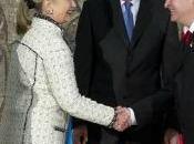 Hillary clinton catherine ashton belgrado