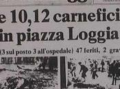 strage impunita: piazza della Loggia Brescia, maggio 1974