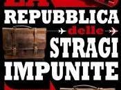 """Repubblica delle stragi impunite"""": libro Ferdinando Imposimato linea parte piazza Fontana arriva Falcone Borsellino"""
