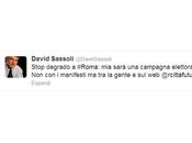 twit giorno: david sassoli annuncia fara' campagna elettorale senza manifesti! vale anche tutti candidati della coalizione?