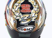 Suomy Vandal M.Biaggi Replica World Champion 2012 Limited Edition