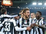 Juventus-Nordsjaelland 4-0, Marchisio, Vidal, Giovinco Quagliarella calano poker
