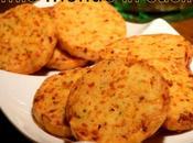 Biscotti salati alla pancetta harissa