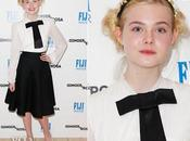 Elle Fanning Dolce Gabbana 'Ginger Rosa' Angeles Screening