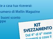 [www.gratisoquasi.com] Omaggio Mellin svezzamento neonato