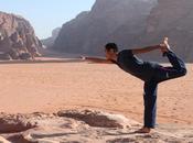Viaggi: Yoga deserto giordano