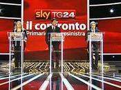 Confronto cinque candidati centrosinistra