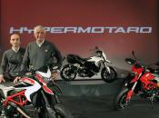 Ducati chiude bilancio positivo 2012 presenta EICMA novita' della gamma 2013