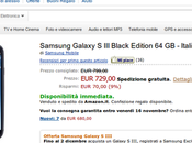 Samsung Galaxy disponibile Amazon Italia euro