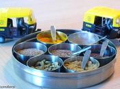 Polo curry paratha