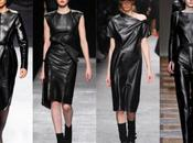 Total Black Leather Outfit: Fall 2012 Rules.