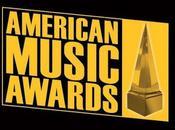American Music Awards 2012: vincitori esibizioni