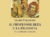 """LIBRI DEGLI ALTRI n.20: storia della filosofia tutti (quasi). Leone Parasporo, professor Beta filosofia. rendiconto semiserio"""""""