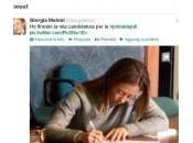 Primarie Pdl, Giorgia Meloni candidata. donna rottura