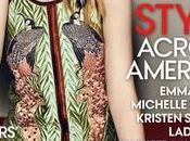 Emma Stone meglio vestita 2012 secondo Vogue