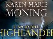 "Recensione: bacio dell'Highlander"" Karen Marie Moning"