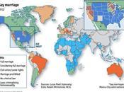 Paesi dove legale matrimonio gay: guida omosessuali pronti
