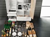 Green Home Design kitchen concept ecosostenibile Snaidero