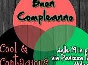 Buon Compleanno Cool&Contagious;!