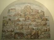 Rettili estinti mosaici 2.000 anni