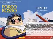 Porco Rosso Hayao Miyazaki nelle sale italiane 12/11. Pompoko Isao Takahata dicembre dvd.