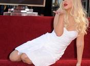 """Christina Aguilera sulla """"Walk Fame"""": lavorato molto questo momento»"""