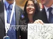 Caricaturista congressi