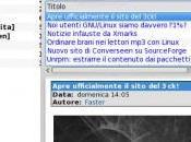 Importare feed Firefox Akregator