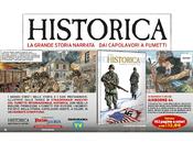 Mondadori lancia Historica, grande Storia narrata capolavori fumetti.