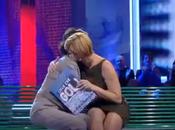 Sara Tommasi cerca lavoro Simona Ventura piange!
