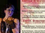 Exotic Vintage Little Lady Burlesque
