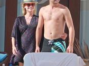 sole Messico festa Ringraziamento Joshua Jackson Diane Kruger