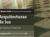 Architetture Luce... dicembre Museo Ebraico Buenos Aires