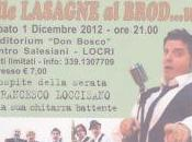 "Locri (RC) Gigi Miseferi Band Larga"" ""Dalle lasagne Brod…way"""