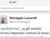 Paola Ferrari contro Selvaggia Lucarelli pronostici calcistici