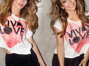 Jennifer Lopez diventa stilista T-shirt
