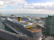 navi Costa Crociere porto Savona. Commemorazioni tragedia della Concordia Rassegna Stampa D.B.Cruise Magazine