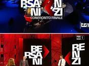 ASCOLTI CONFRONTO FINALE BERSANI-RENZI. l'ultima puntata della terza stagione ROMA