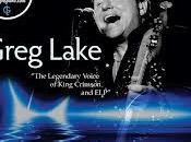 """Songs Lifetime"": tour italiano Greg Lake"