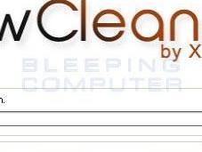 AdwCleaner applicazione gratuita portatile pulire adware, malware altri