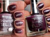 Nails day: Deborah GELLIKE N.04 with house