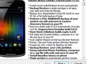 Galaxy Nexus Tool aggiorna alla versione 10.1