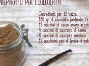 Regalini Natale Home made preparato cioccolata Simil-Ciobar
