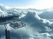 Ecco alcuni spettacolari concept tratti fantascientifico Oblivion Cruise