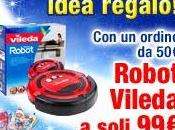 Detersivi Casa Henkel: promozione Robot Aspirapolvere Vileda Euro