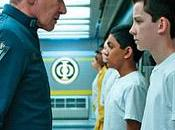 Harrison Ford Butterfield nella prima immagine Ender's Game
