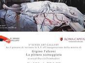 """pittura sceneggiata"""" Gigino Falconi cura Duccio Trombadori"""