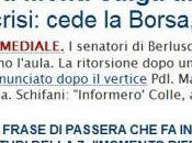 astiene Senato, Governo Monti verso crisi?